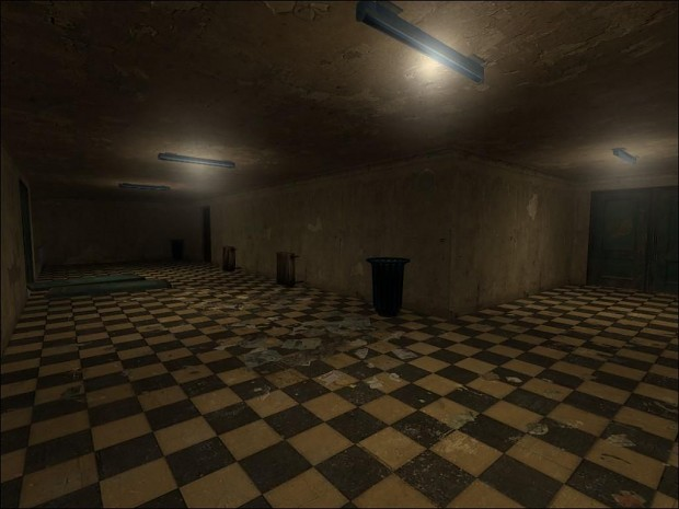 Zombie Panic: Source High Rise Map v2