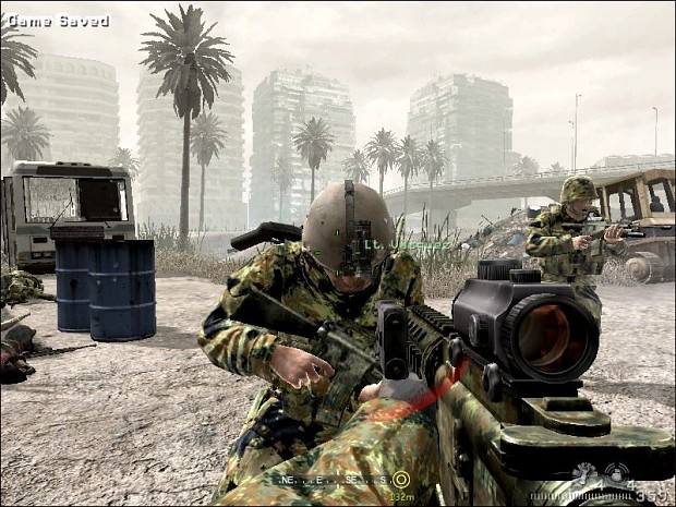 Sgthaarde's weapons and player camo skinpack
