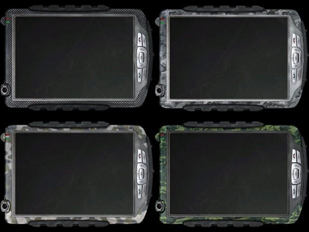 4 PDA Skins