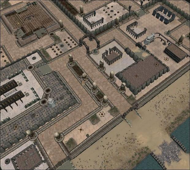 Abbarion Desert Ruins