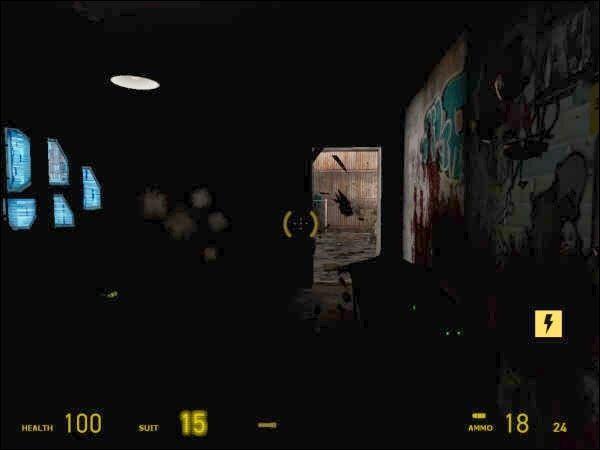Half-Life 2: SP Arrival_01 Map