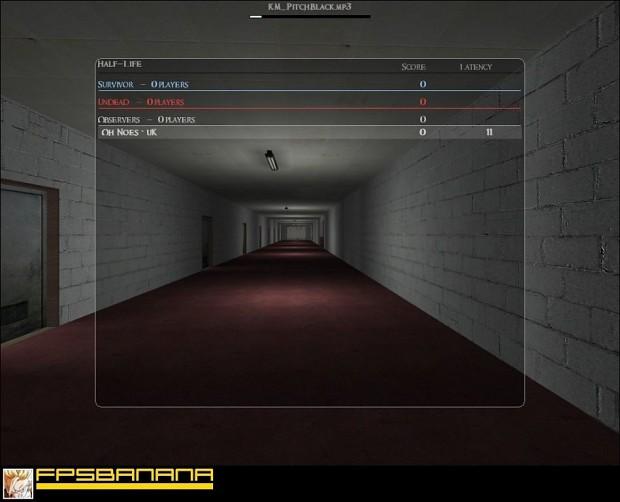 Zombie Panic: Source Motel Map