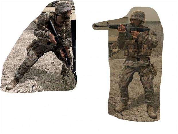 Outcast4576's Marine Multicam Skins