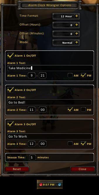 Titan Alarm Clock Wrangler 2.3.2