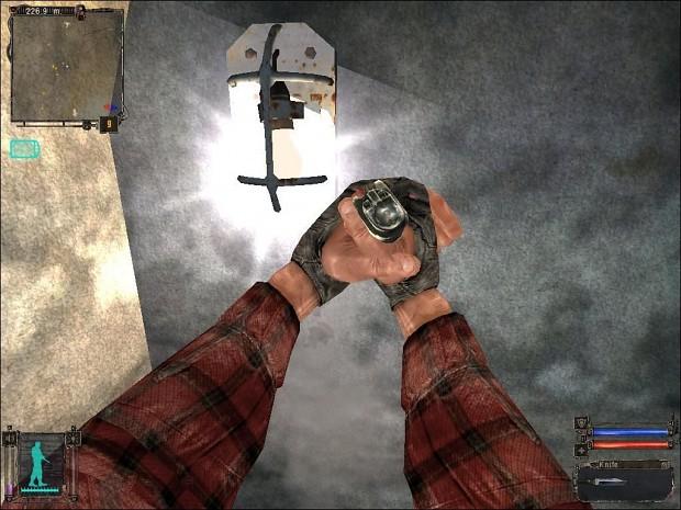 Flannel Arms Reskin