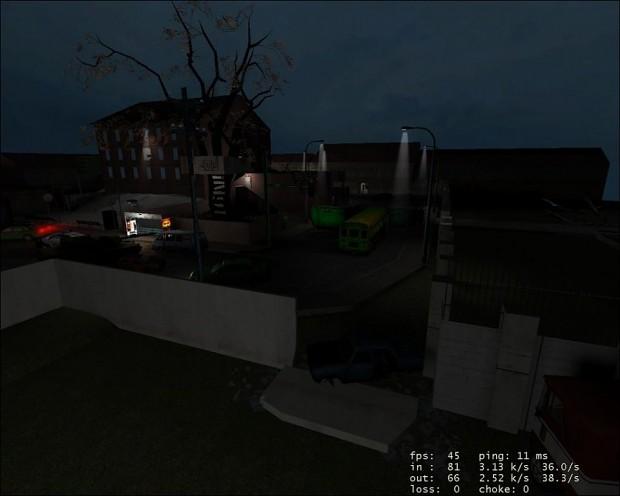 Zombie Panic: Source Quarantine Map Beta 2