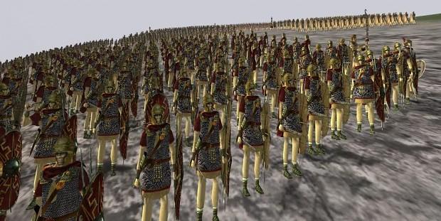 FRRE 58BC: Caesar Imperator! 1.0