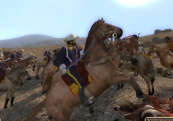 U.S Cavalry & Infantry Unit Updates