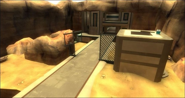 Team Fortress 2: CTF Mach 2 Map v2