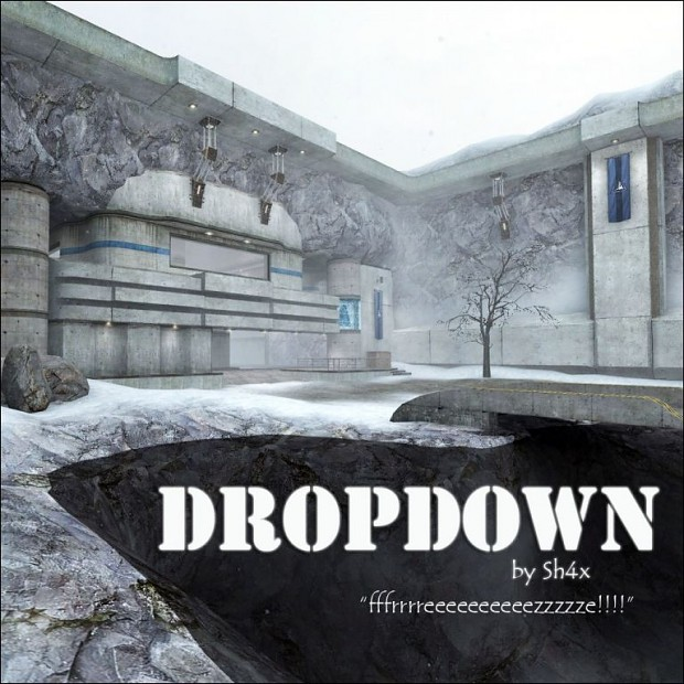 Fortress Forever: Dropdown Map