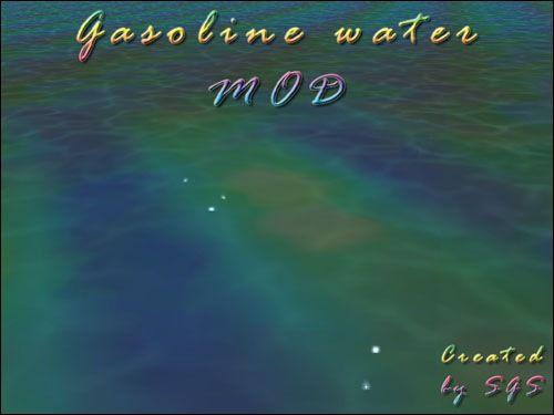 Gasoline Water