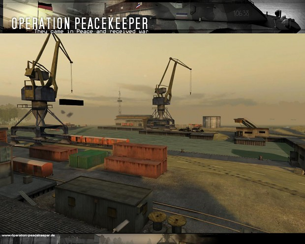 Operation Peacekeeper 0.15 Mod Full Game Client