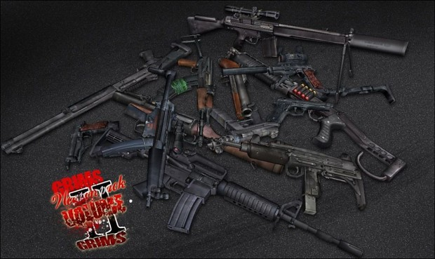 Grims Weapon Pack Volume II