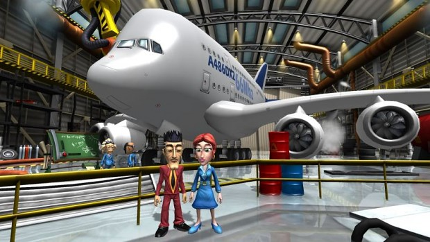 Airline Tycoon 2 Demo