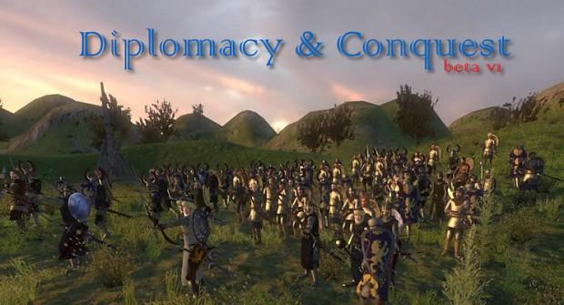 Diplomacy & Conquest beta V2 (Music)