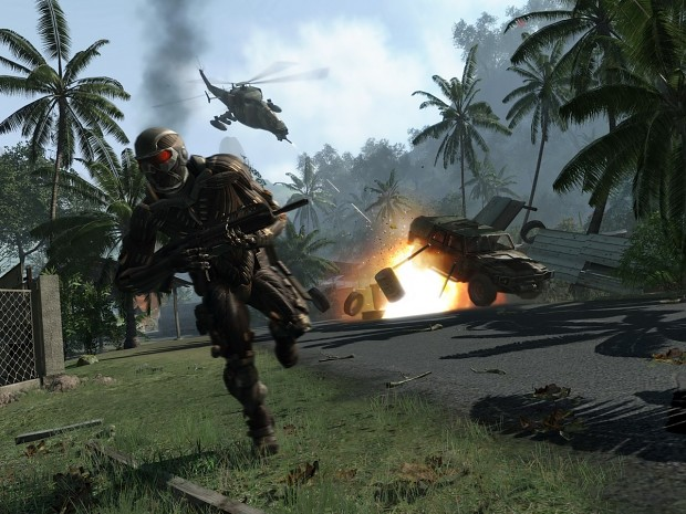 DX10 hack for Crysis