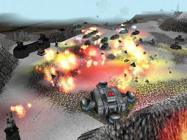 Warzone 2100 2.2 Beta 2 (Windows)