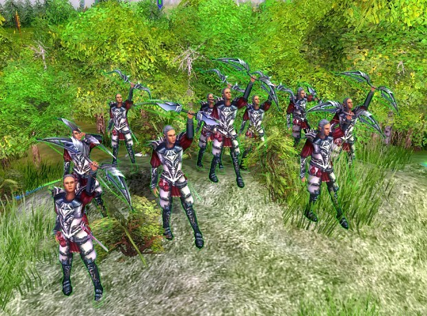 Elven Legacy Demo