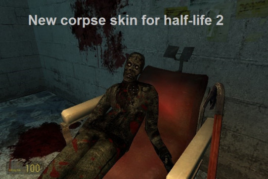 New High Definition Corpse