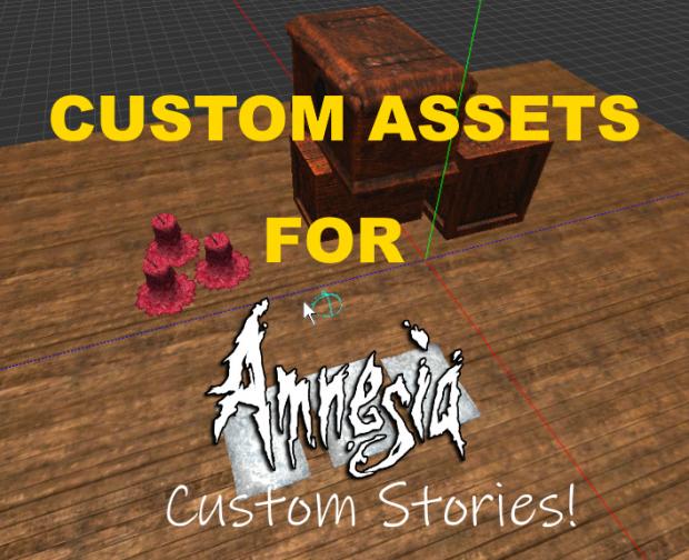 Matt's Custom Assets!