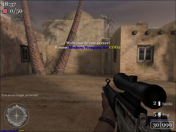 Modern Weapons for CoD2 (Single-Player)
