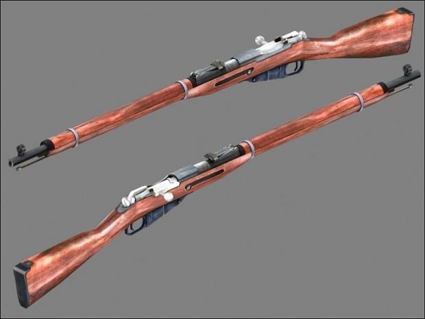 Gosuke Weapon Mod 4 1.0