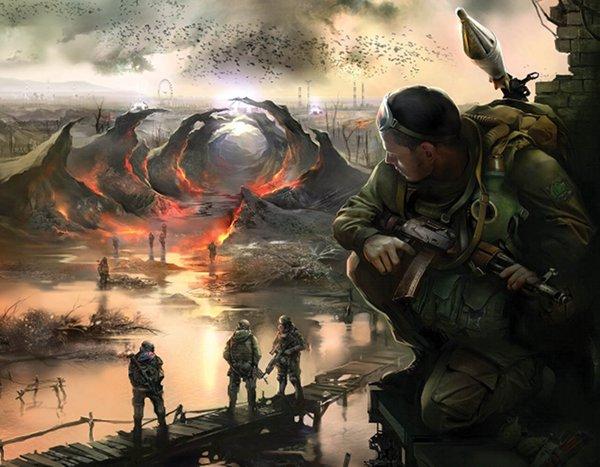 Endgame: S.T.A.L.K.E.R. Clear Sky 1.06