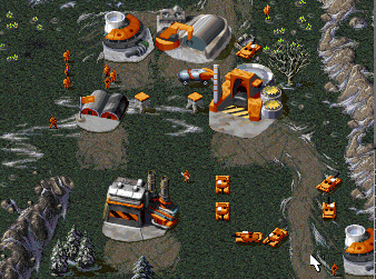 Command and Conquer Gold (Free Full Game)