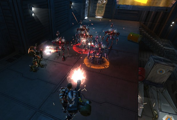 Space Siege Demo