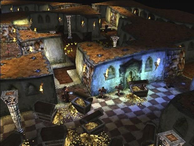 Dungeon Keeper 2 Demo (Multiplayer)