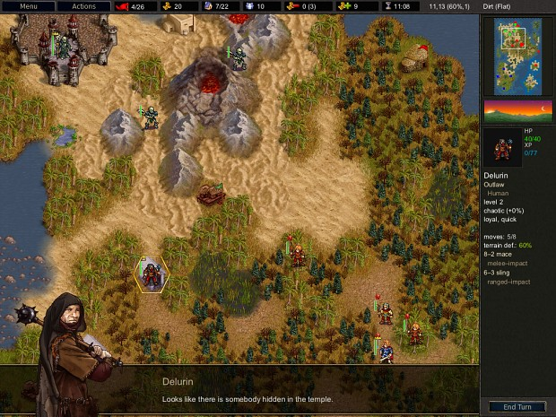 The Battle for Wesnoth 1.4.2 Full Game (Windows)