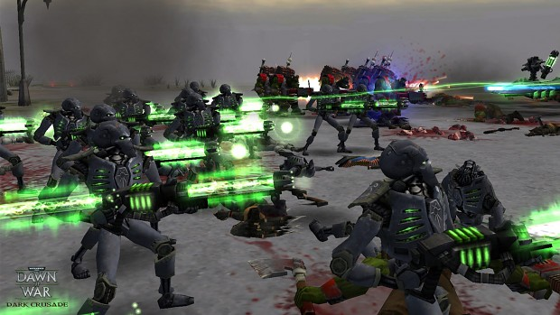 Mobilize For War 1.9 to 2.0 Patch