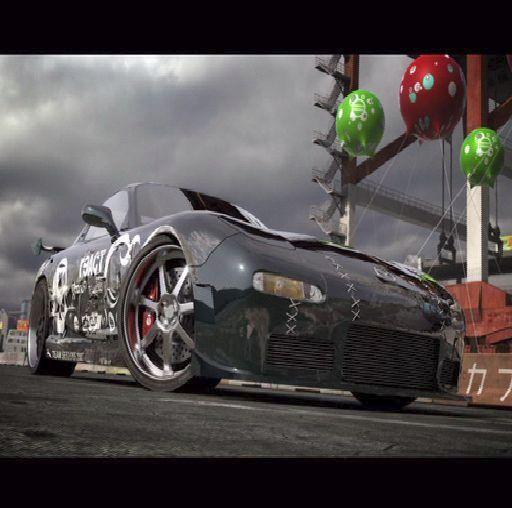 Need for Speed: ProStreet Porsche Demo (EU)