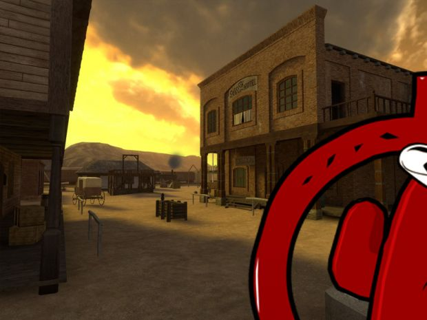 Fistful of Frags mapping SDK 1.0