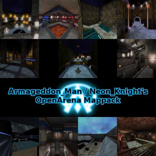 AM/NK's OpenArena Mappack (b4)
