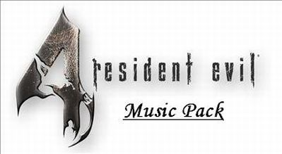 Resident Evil 4 Music Pack
