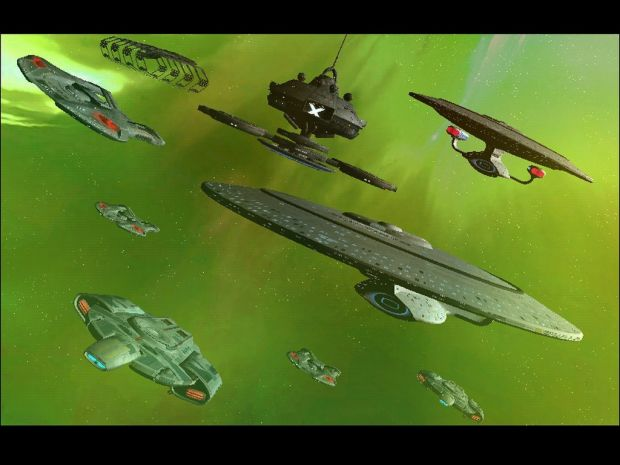 Star Trek Enhanced Space Combat Beta 1.0