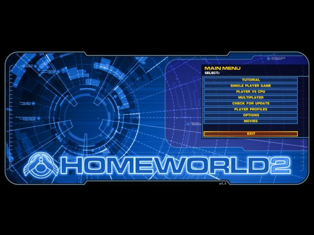 Homeworld 2 Demo for Windows