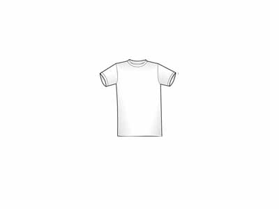 T-Shirt comp template