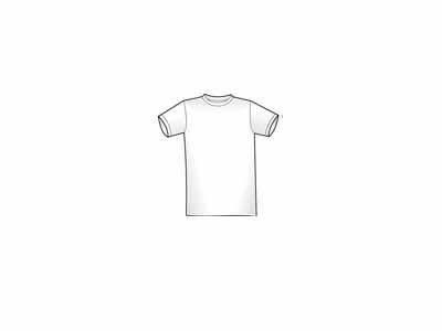 T-Shirt comp template