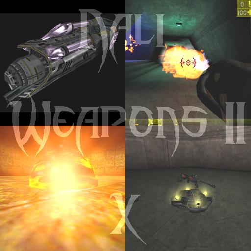Nali Weapons II X (Redirect Server UZ)