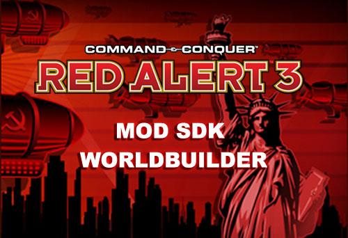 RA3 Mod Worldbuilder