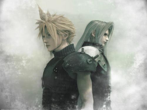 Cloud & Sephiroth Switch