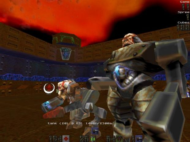 Quake 2 Vortex Full Install