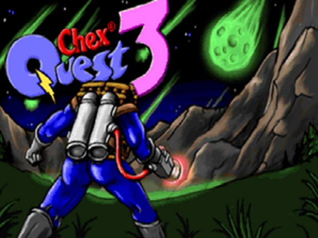 Chex Quest 3 - Official Release