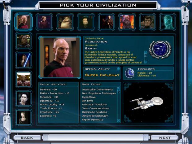 Star Trek Vs Star Wars Original Version