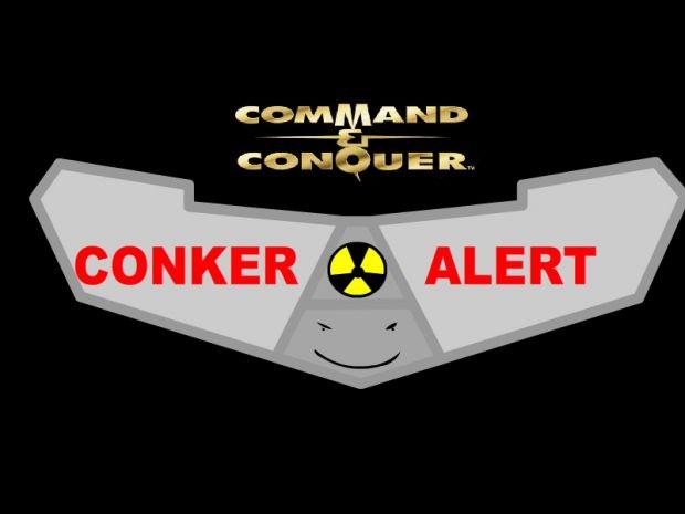 Conker Alert Version 1.3