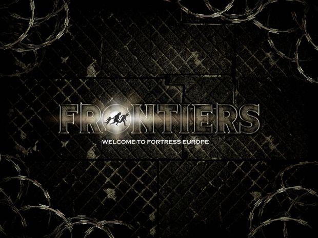 Frontiers Wallpaper