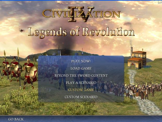 Legends of Revolution 0.9.9b