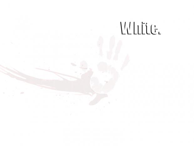 White LOL Crosshair
